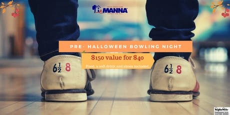 Young Professionals Bowling Night tickets