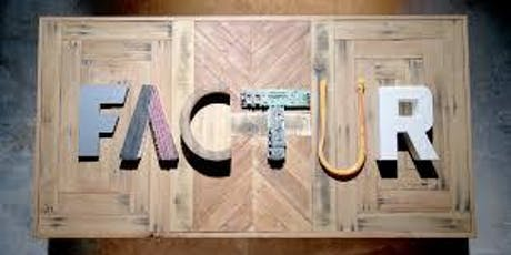 Free Tour of Factur's Makerspace-Complete your project with our tools tickets