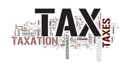 Expert Taxation Advice via Dr. Clifford Frank LLM with host Marcia Brock tickets