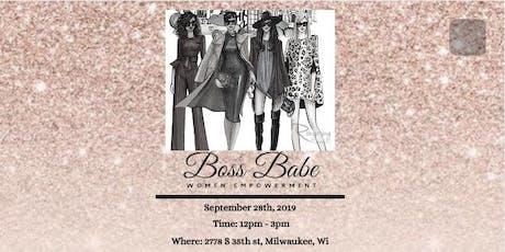 Boss Babe Women Empowerment  tickets
