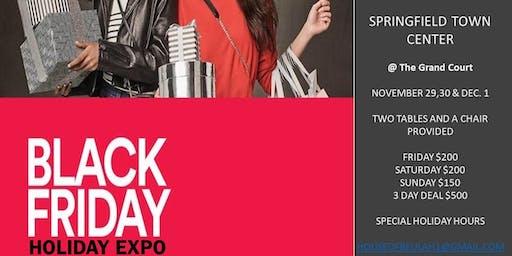 Black Friday Holiday Expo