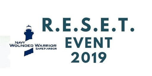 Navy Wounded Warrior R.E.S.E.T. Event 2019