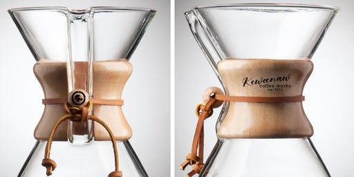 Get Ready to FALL in Love with Pour-Over Brew Class