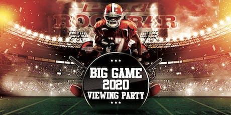PBR Rock Bar Big Game Party 2020 tickets