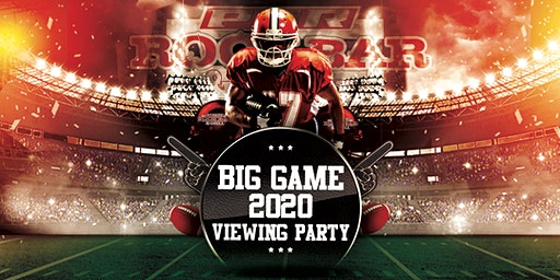 PBR Rock Bar Big Game Party 2020