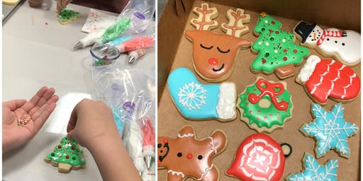 Leesburg- Christmas Cookie Decorating Class