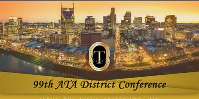 ATA 99th Anniversary District Conference - Alpha Phi Alpha Fraternity, Inc.