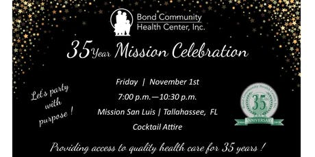 35 Year Mission Celebration tickets