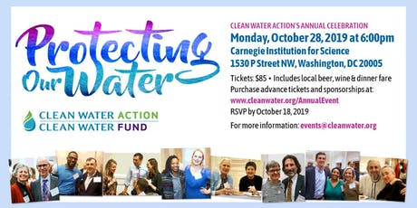 Protecting Our Water -- Our Annual Celebration! tickets