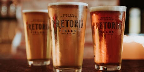 Pretoria Fields Beer Dinner tickets
