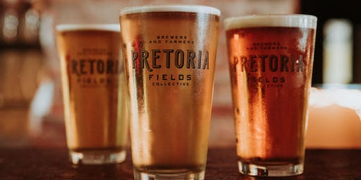 Pretoria Fields Beer Dinner