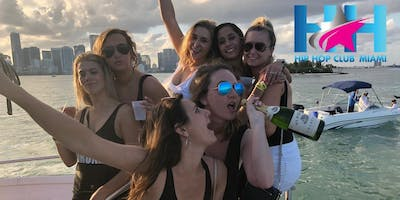 Miami Hip Hop Party Boat | All-Inclusive Party Package