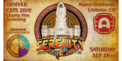 Can't Stop the Serenity 2019 - Denver CSTS