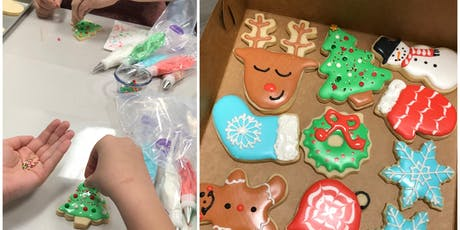 Leesburg- Christmas Cookie Decorating Class tickets