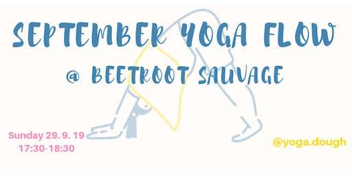September Yoga Flow