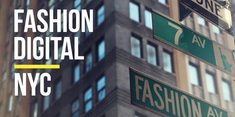 Fashion Digital NY 2019 tickets