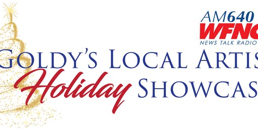 2019 Goldy's Local Artist Holiday Showcase