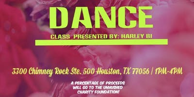 Hip Hop Confidence Dance Class