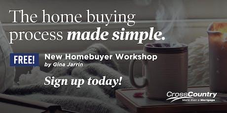 FREE New Home Buyer Workshop tickets