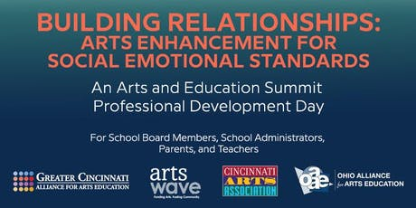 Building Relationships: An Arts and Education Summit tickets