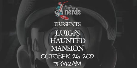 Active lifestyle Nerds Halloween Extravaganza tickets