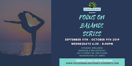 Bones N Balance presents Focus on Balance Series 2019 tickets