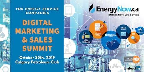 Digital Marketing & Sales Summit Calgary Event tickets