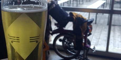 Cosmic Bikes Brewery Ride: Half Acre Balmoral tickets