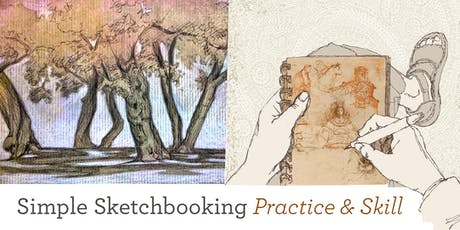 Sketchbooking - Practice and Skill • 2019 tickets