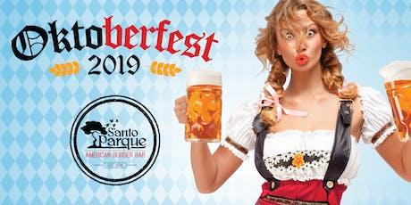 OKTOBERFEST 2019 - SANTO PARQUE ingressos