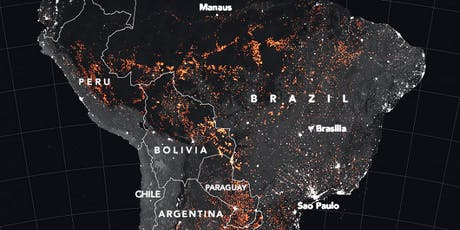 The Amazonian Fires Teach-in: Searching for Common Threads and Alternatives in Brazil's Amazonia and Bolivia's Chiquitania  tickets