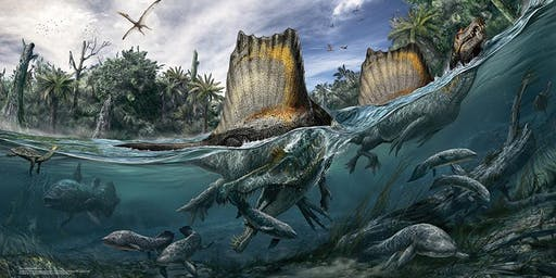 National Geographic Live: Spinosaurus: Lost Giant of the Cretaceous