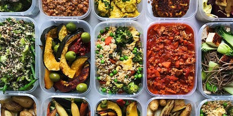 Nutrition Series: Meal Prepping Made Easy tickets