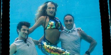The Wreck Bar presents Sirens & Sailors, an underwater burlesque show tickets