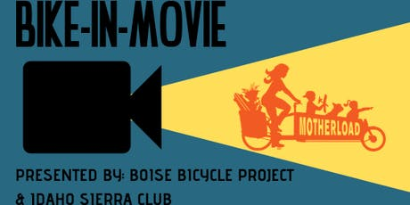 Bike In Movie: Motherload Showing tickets