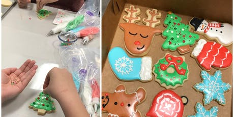 DC- Christmas Cookie Decorating Class tickets