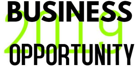 Business Opportunity 2019 tickets