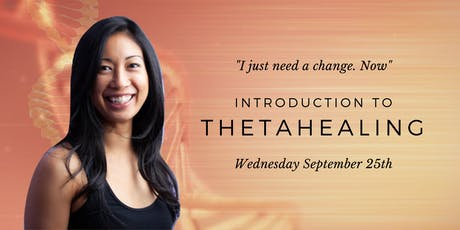 Introduction to ThetaHealing - Wed Sept 25th tickets
