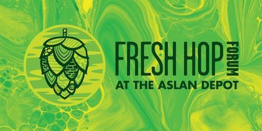 Pre-Fresh Hop Forum VIP Hour