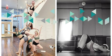 Find Your VRV3: Free dance & pole classes tickets