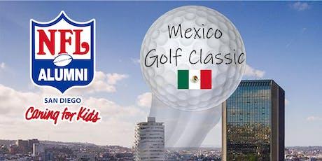 NFL ALUMNI MEXICO GOLF CLASSIC tickets