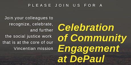 Celebration of Community Engagement tickets
