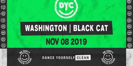 Dance Yourself Clean tickets