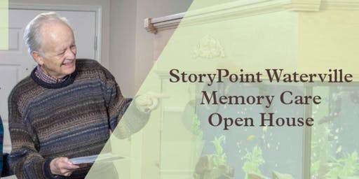 StoryPoint Waterville Memory Care Open House
