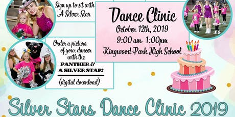 KPHS SILVER STAR DANCE CLINIC 2019 tickets