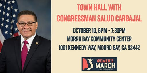 Town Hall with Congressman Carbajal