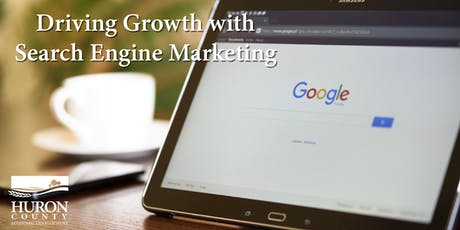 Driving Growth with Search Engine Marketing tickets