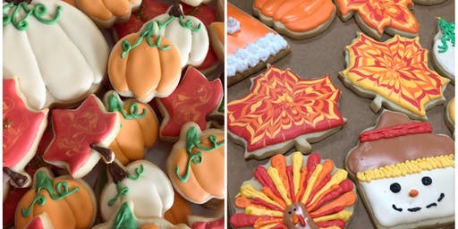 DC- Thanksgiving Cookie Decorating Class