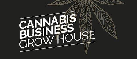 Cannabis Business Grow House tickets