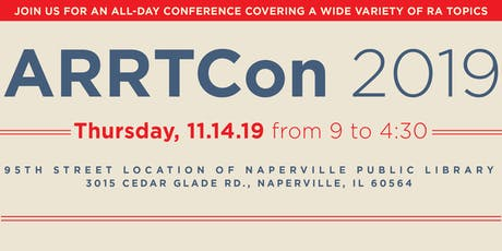 ARRTCon 2019 tickets